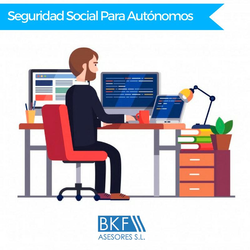 Alta en la Seguridad Social para autónomos, vence el plazo anual